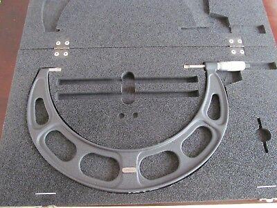 250mm - 275mm Starrett Blade Micrometer