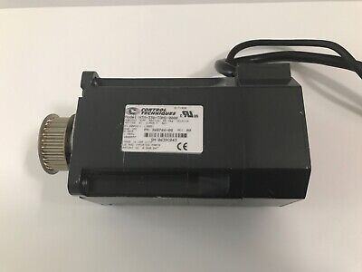 Pitney Bowes Parts Control Techniques Ac Servo Motor Ntm-330-tons-0000