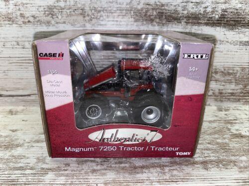 1/64th Scale Case IH  Magnum 7250 Tractor  Authentics #7 Ertl Die-Cast