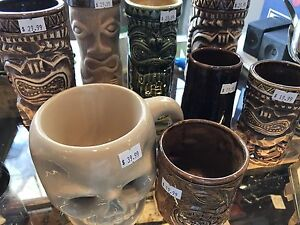 1960's Tiki Cups just in! Original tiki bar!