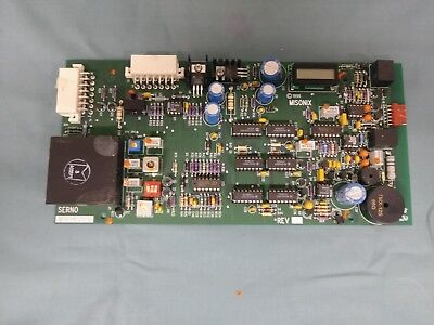Misonix E0201aml20 Rev C Main Board Mother Lysonix Ly-2000 Plastic Controller Ac