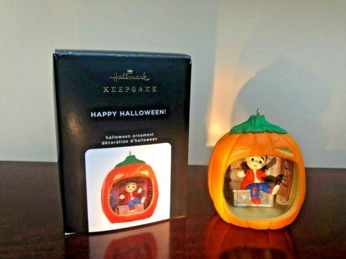 2020 Hallmark Ornament Happy Halloween!  #7
