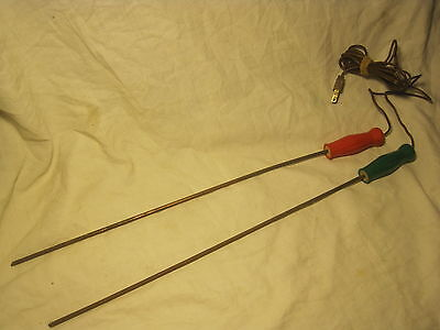 Vintage Electrical Electric Rods Hungerford Welding Welder Rod Copper