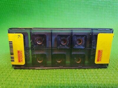 Authentic R290.90 12t320m-ph 4220 Sandvik Milling Insert Qty 10