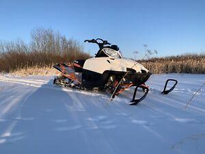 2010 Arctic Cat M800 HO 162 Track