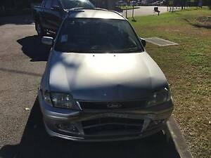 FORD LASER NOW WRECKING 2000 MODEL Smithfield Parramatta Area Preview