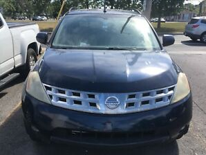 Nissan Murano SL 2005 AWD  180km full equiped toit ouvrant ect..