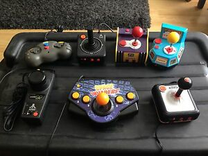 Plug in Play games (Activision, Atari, Namco etc)