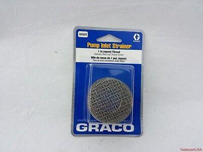 Graco Pump Inlet Strainer 181072 181-072