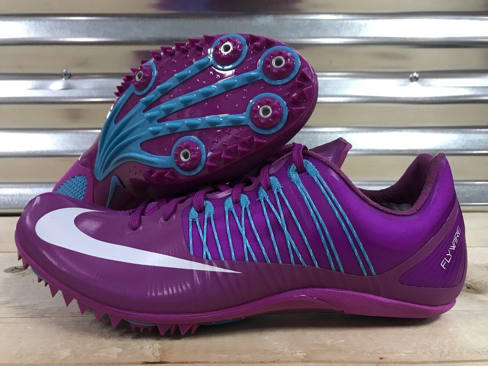 best sneakers 712aa 8b74d Nike Zoom Celar 5 Track   Field Sprint Spikes Violet Blue SZ ( 629226-514 )