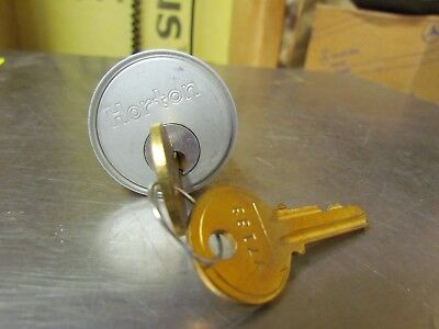 New Horton Mortise Lock Cylinder 2 Y Keys Supplied 1516 Length