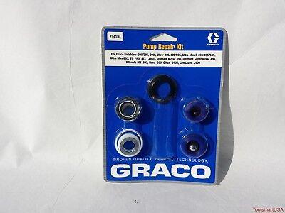 Graco Pump Repair Kit Graco Packing Kit 244194 244-194