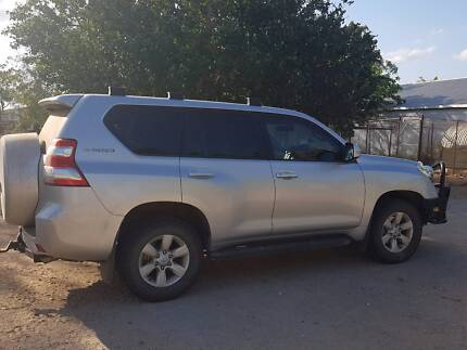2014 Landcruiser Prado GXL - low km