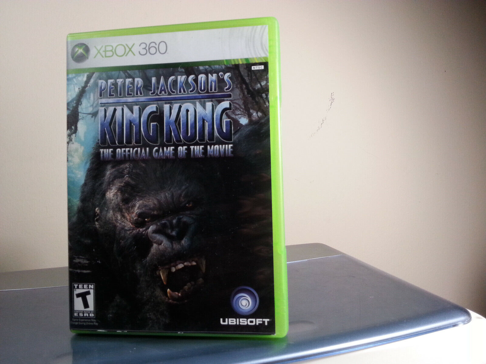 VG XBOX 360 Peter Jackson s King Kong The Official Game Of The Movie COMPLETE - $49.99