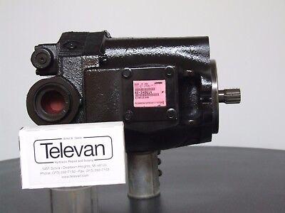 Vickers Hydraulic Piston Pump Model Pvq45ar 02-348614