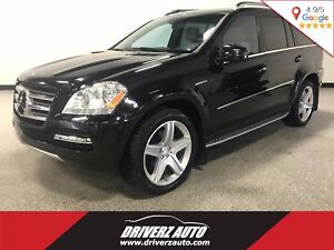 2011 Mercedes-Benz GL-Class CLEAN CARPROOF, 7 PASSENGER, POWE...