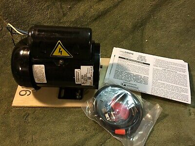 Little Giant Magnetic Drive Pump Motor 18 Hp 115230v 5060hz Te-5-md-hc