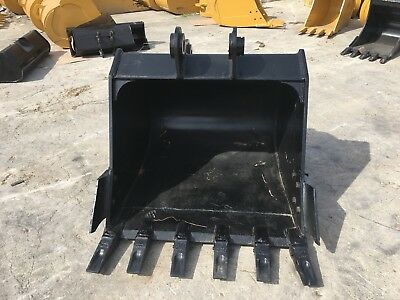New 48 Heavy Duty Excavator Bucket For A Link Belt 135lx W Coupler Pins