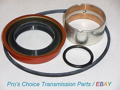 COMPLETE Tail Housing Reseal Kit with Bushing--Fits 1991-2003 4L80E Transmission