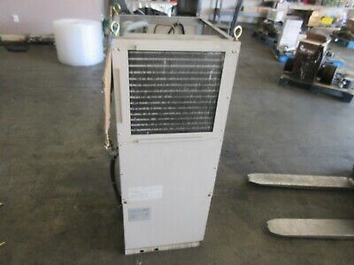 Mori Seiki Sh500 Cnc Mill Spindle Oil Cooler Chiller Unit Cooling Oil C5