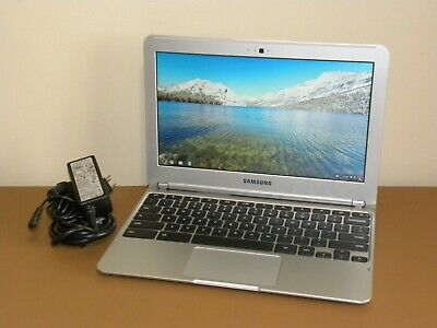 "Samsung Chromebook 11.6"" XE303C12 Series 3 1.7GHz 16GB 2GB with Charger"