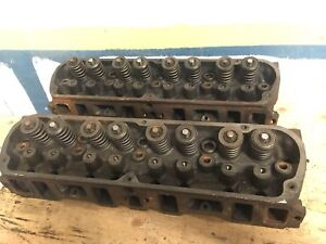 Ford Mustang E7 factory heads 302/5.0 HO