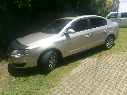 Vw Passat with full luxury package