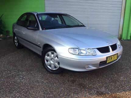 2001 Holden Commodore VX Executive 3.8L 6 Cyl Sedan - AUTOMATIC