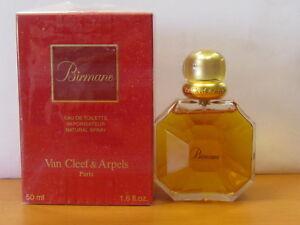 Birmane By Van Cleef & Arpels Perfume Women 1.6  Eau De Toilette Spray NIB Rare