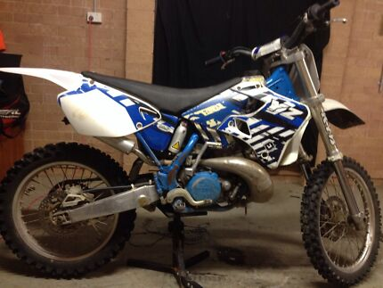 2000 yz 250 Largs Maitland Area Preview
