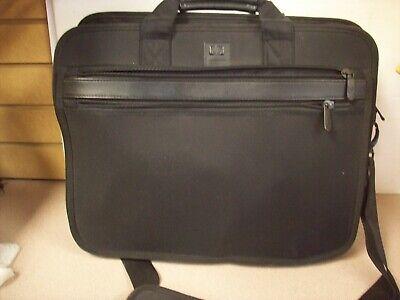 HP Invent Laptop Black Carrying Case Computer Bag Briefcase Shoulder Strap Lot