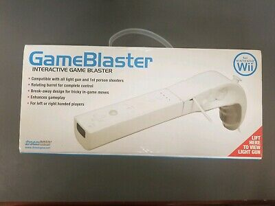 Dreamgear NWI Game Blaster Designed for Nintendo Wii Dreamgear Wii Game Blaster