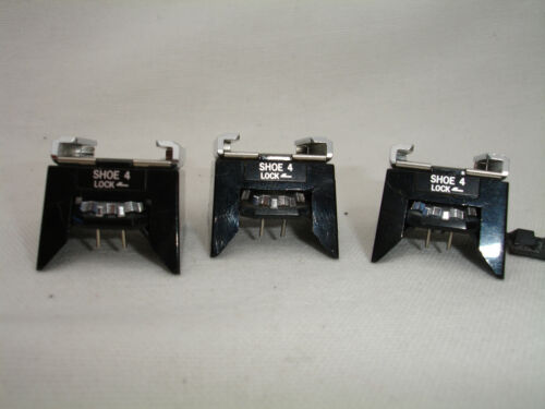 OLYMPUS OM SHOE 4 - FLASH hot shoe adapter for OM1n OM2n camera, lot of 3