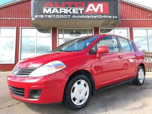 2009 Nissan Versa 1.8S, WE APPROVE ALL CREDIT
