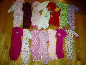 Clothing 0-3 months