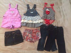 Girls 9-12month clothes