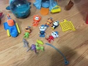 Octonauts collection