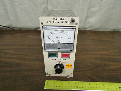 Lawrence Berkeley National Laboratory Nimbin Camac High Voltage Power Supply