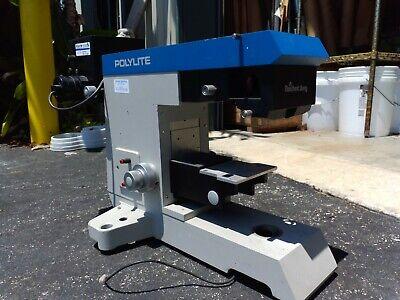 Reichert Polylite Jung 300604 30 06 04 Wafer Inspection Microscope Base Tlc 399