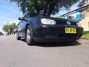 VOLKSWAGEN GOLF 4 IV LONG REGO Roselands Canterbury Area Preview