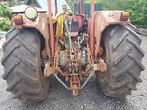 Massey Ferguson 168 tractor b Marysville Murrindindi Area Preview
