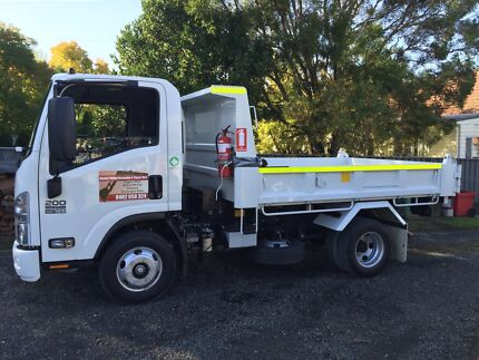 Mine spec 2t Tipper truck for hire Maitland Maitland Area Preview