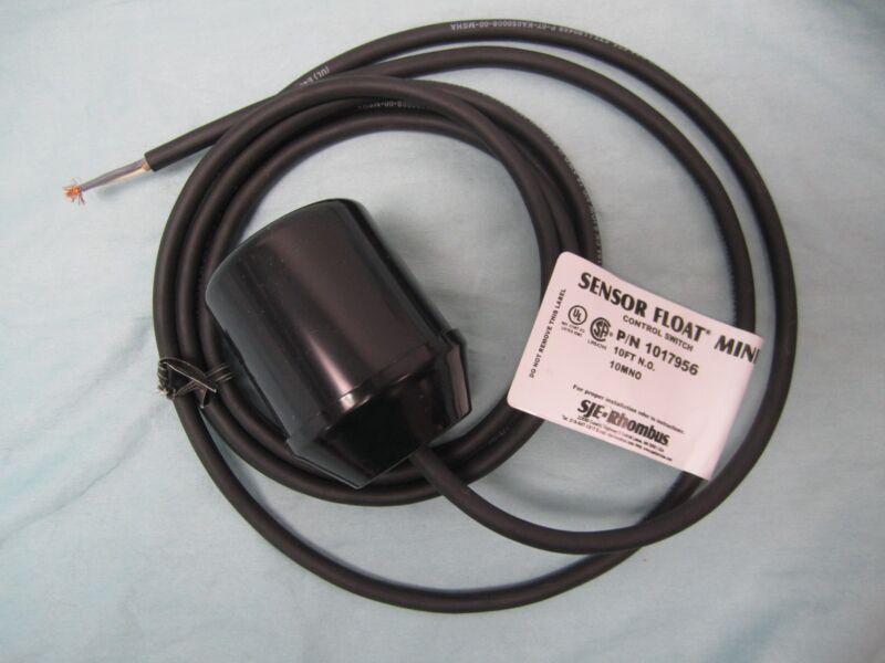 SJE Rhombus sensor float mini control switch  10 ft - 1017956 10MNO