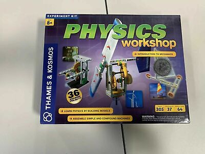 NEW! Thames & Kosmos Physics Workshop