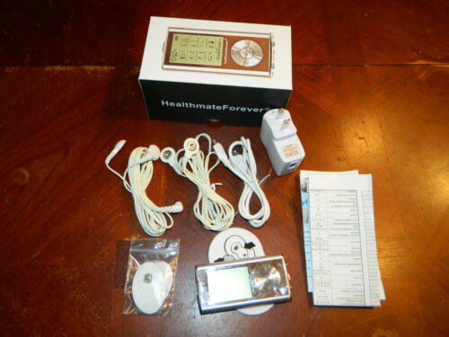 """""""HEALTHMATE FOREVER"""" 24 Modes Tens unit Mint Condition"""