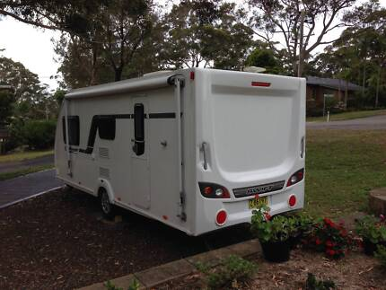 Swift Challenger 524, 2013 in as new condition