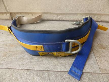 Safety Harnesses and Tool Belts
