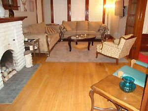 Furnished short term rental home Niagara Falls