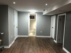 Looking for a basement reno or a finished basement!