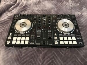 DJ Equipment ( Pioneer DDJ SR WITH LAPTOP STAND, CASE, ETC